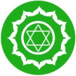 Anahata chakra symbole