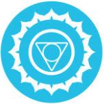 Visuddha chakra symbole
