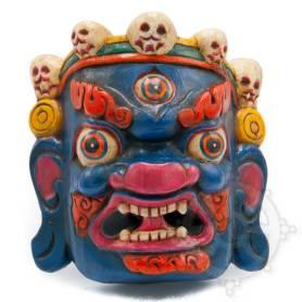 Masques protecteurs - Mahakala Bleu
