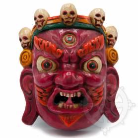 Masques protecteurs - Mahakala Rouge