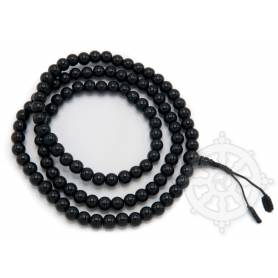 Malas de 108 perles en onyx  (8mm)