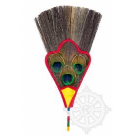 Plumes de paon (ornement de Bhumpa)