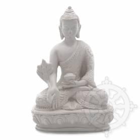 Bouddha Sangye Menla(H. 14 cm-Statues en résine)