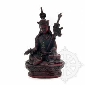 Guru Rinpoché(H. 14 cm-Statues en résine)