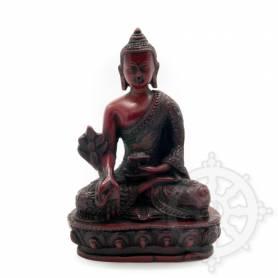Bouddha Sangye Menla(H. 13 cm-Statues en résine)