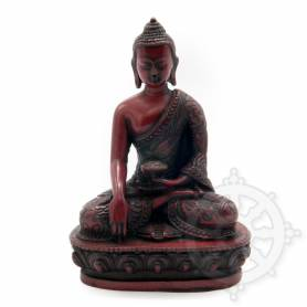 Bouddha Shakyamuni(H. 14 cm-Statues en résine)