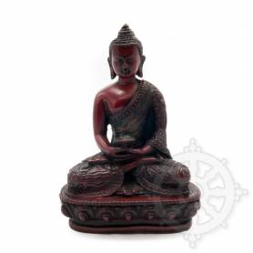 Bouddha Amitabha(H. 14 cm-Statues en résine)
