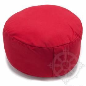 Coussins RONDO  (Haut. 18 x Diam. 30 cm, Rouge)