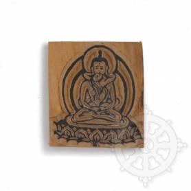 Tampon - Bouddha et sa parèdre