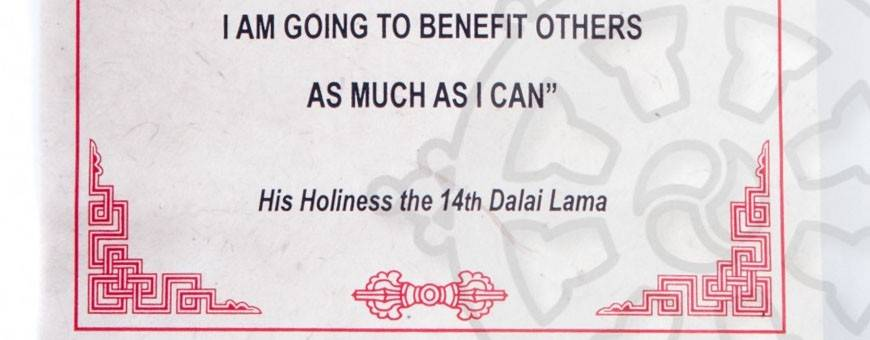 Rollen - Zitate des Dalai Lama