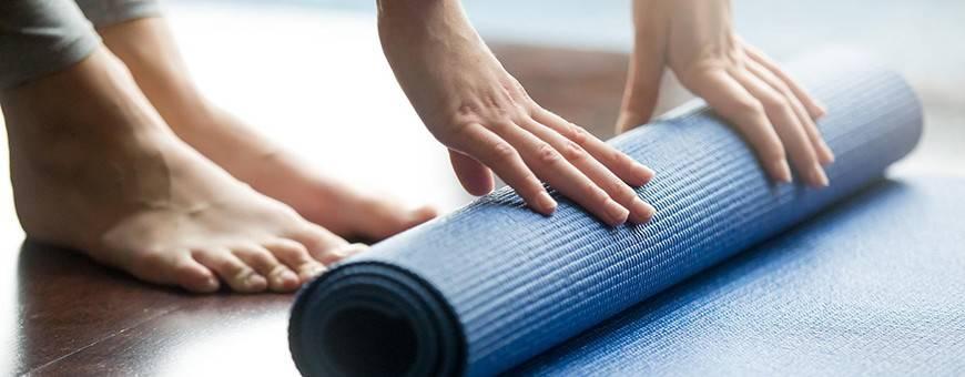 Yogamat voor yoga, 2019