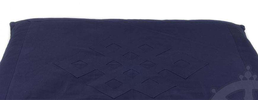 zabuton meditation mat - carpet  natural cotton
