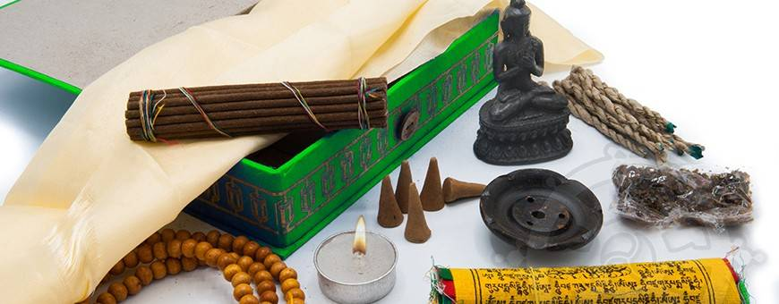 Incense set, gift pack