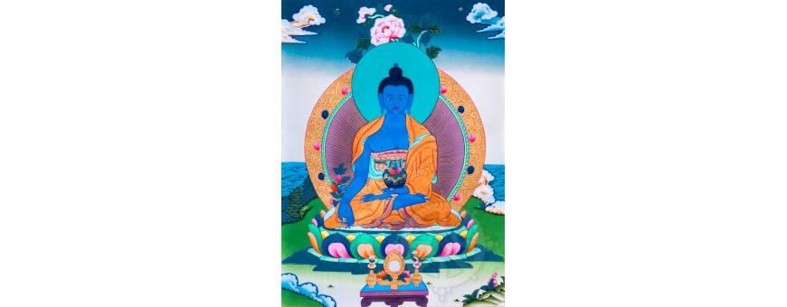 Sangye Menla, le Bouddha de la médecine, 2019