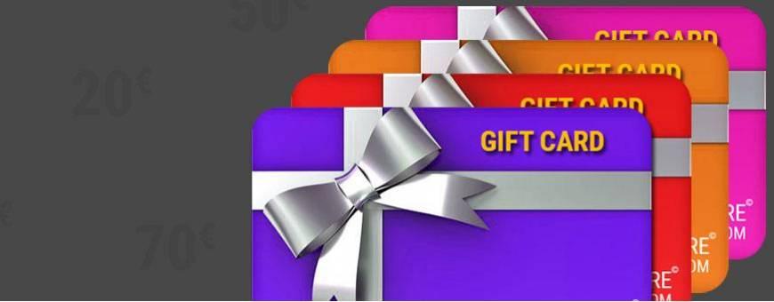 Cartes cadeaux , 2020