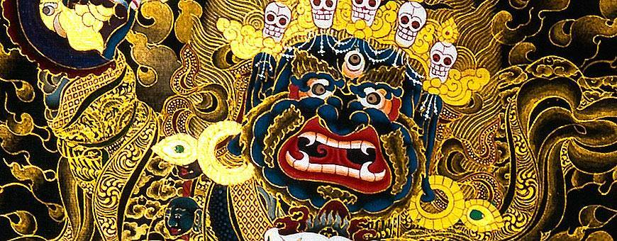 Mahakala Ritual